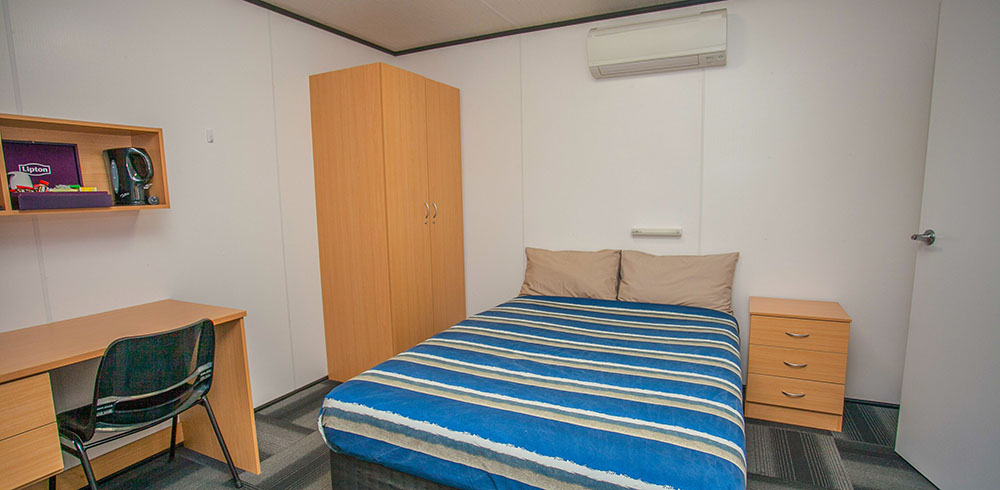 More guest accommodation